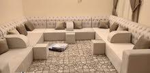 we making new sofa majlis cartons