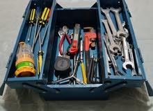 للبيع صندوق عدة متنوعة Tools box