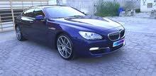 For sale BMW 640i model 2014 full option