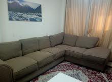 Lshape sofa