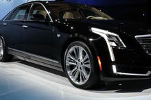 Cadillac Ct6 Platinum edition warranty, service package 25000 km