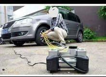 منفاخ السياره الكهربائي المتحرك