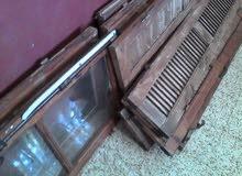 نوافذ خشبية - خميس مليانة