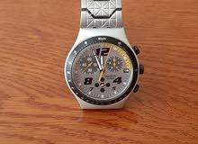 Swatch Watch Chronograph.