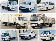 نقوم بتوفير السيارات و الشاحنات و القلابات للتواصل