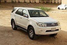 Toyota fortuner 2009 full option