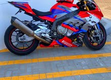 دراجة نارية للبيع (بي ام دابليو)