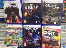 Ps5 new games