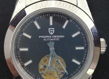 ساعة PAGANI DESING الجديدة