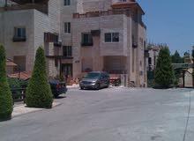 شقة ارضية على شارع مغلق للبيع قرب دوار عبدون