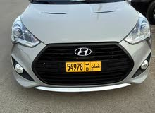 Used condition Hyundai Veloster 2013 with  km mileage