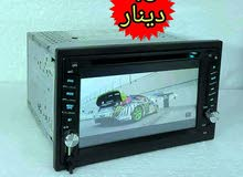 بـ 48 دينار مسجل سيارة شاشة DVD تتش + مواصفات عاله جدا