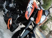 New KTM motorbike available for sale