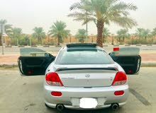 Silver Hyundai Coupe 2007 for sale
