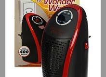 Wonder Warm مع ريمووووول كونتوووورل   دفاية صغيرة الحجم  خفيفة ال