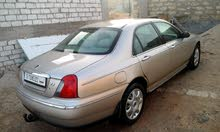 Used condition Rover 75 2005 with 1 - 9,999 km mileage