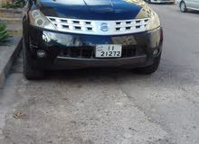 Used Nissan Murano for sale in Amman