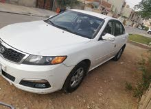 Kia Optima 2010 For sale - White color