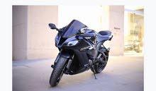 Kawasaki motorbike 2012 for sale