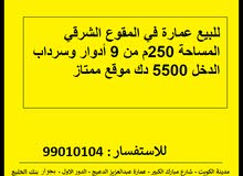 شركة جمال إبراهيم الدعيج العقارية  للاستفسار:99010104