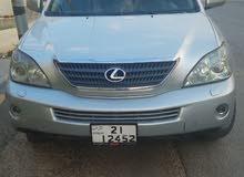 Hybrid Fuel/Power   Lexus RX 2007