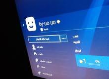 حساب خماسي للبيع اسمه ky-uo بس الاسم الحقيقي ky-uo uo