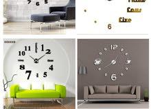 ساعات حائطية 3D