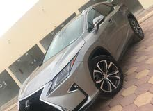 Lexus RX car for sale 2017 in Suwaiq city
