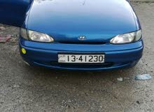 Manual Blue Hyundai 1996 for sale