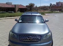 Infiniti FX35 car for sale 2008 in Tripoli city