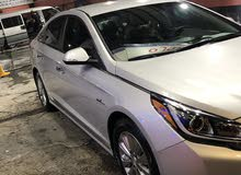 Grey Hyundai Sonata 2016 for sale