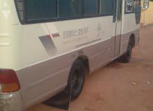 حافلة 24راكب بحالة جيدة موديل 2007