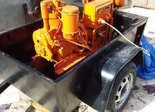 المحرك ديوس ألماني البردوني الكبير واحد  واللفه بوش أمريكيه 9 كيفا يشغل منزل