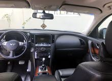 +200,000 km Infiniti FX50 2009 for sale