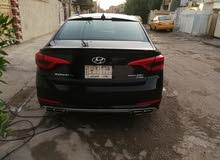 Automatic Black Hyundai 2015 for sale