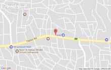 محلات للايجار واسعة على الشارع الرئيسي ياجوز-حي الرشيد شارع حيوي