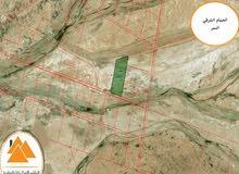 اشتري أرض استثمارية من اراضي جنوب عمان  (الحمام الشرقي)