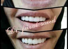 طبيبة اسنان ..خبرة 8  سنين حاصلة على كرت الهيئة