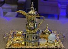مطلوب معلم قهوة عربي