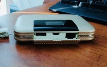 راوتر هواوي الجيل الرابع نظيف E5770 مفتوح مشفر جاهز
