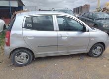 سيارة كيا بيكانتو متاع الدار 2008 للبيع