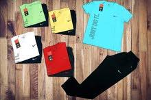 بيجامات رجالي وشورتات وبلوزات وبنطال ماركة (adidas )