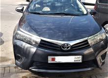 Toyota Corolla 2015 model Xli