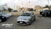 Toyota Yaris 2014 For sale - Grey color