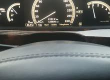 مرسيدس وارد يابان محوله 2013 نظيفه جدا ماشي 122 الف