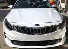 1 - 9,999 km Kia Optima 2016 for sale