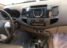 Toyota Fortuner 2013 model for sale