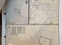 ارض سكني للبيع في الخوض المرحله 2