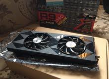 كرت AMD R9 390 8gb