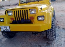 Used Jeep Wrangler for sale in Mafraq